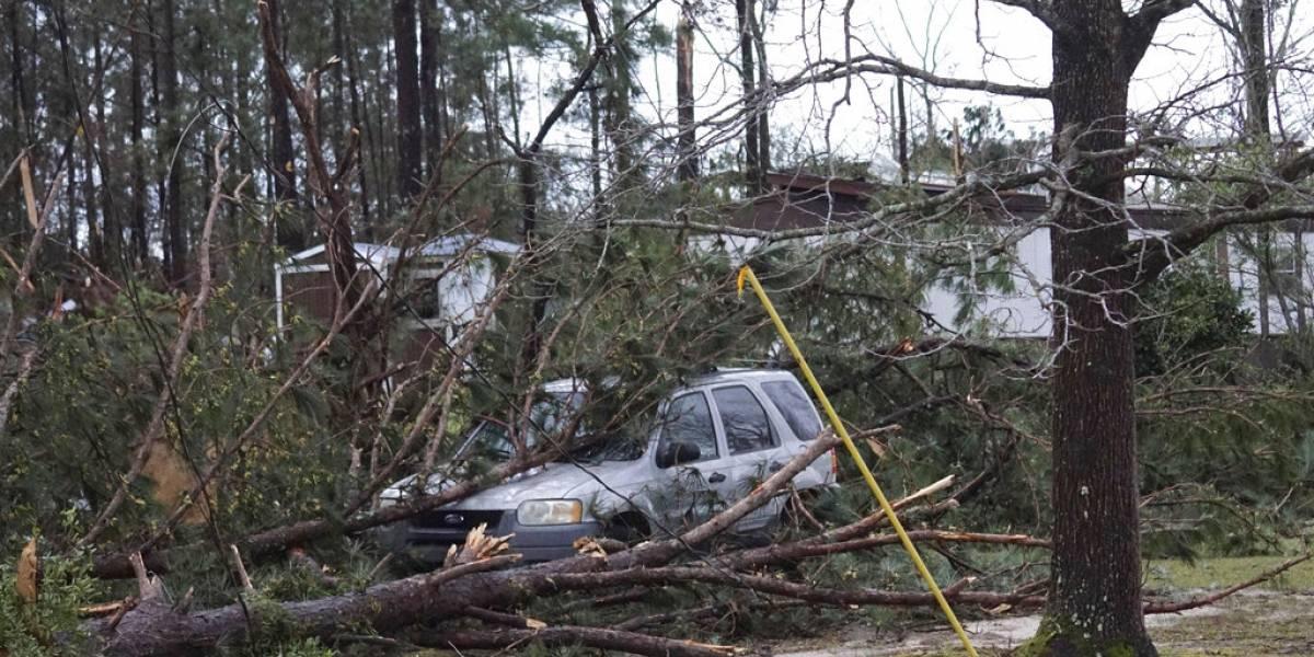 Tragedia en Alabama: más de 20 personas mueren por el paso de dos tornados