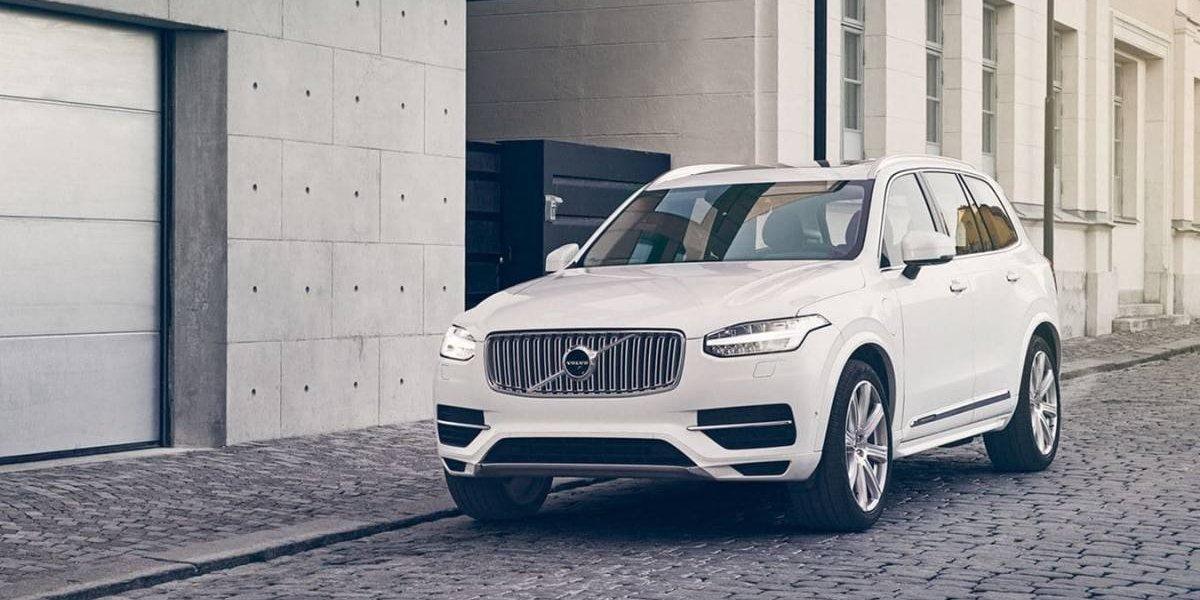 Volvo se acerca a la movilidad eléctrica con su renovado XC90