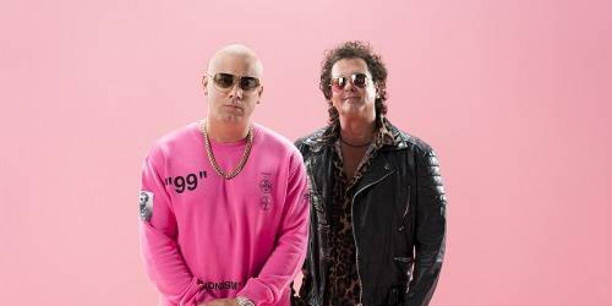 """Carlos Vives y Wisin presentan su nuevo sencillo """"Si me das tu amor"""""""