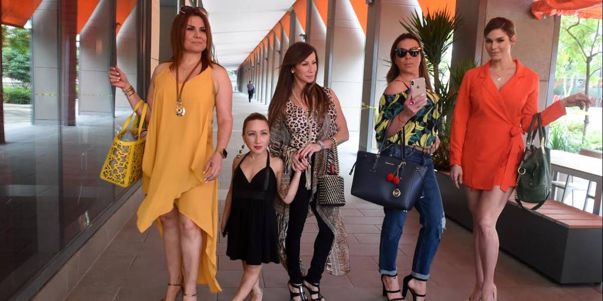 Regresan a escena las housewives boricuas