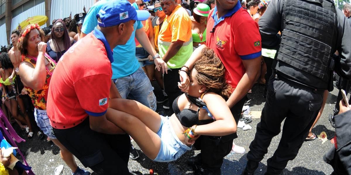 Bloco da Ludmilla tem tumulto e é interrompido no Rio de Janeiro
