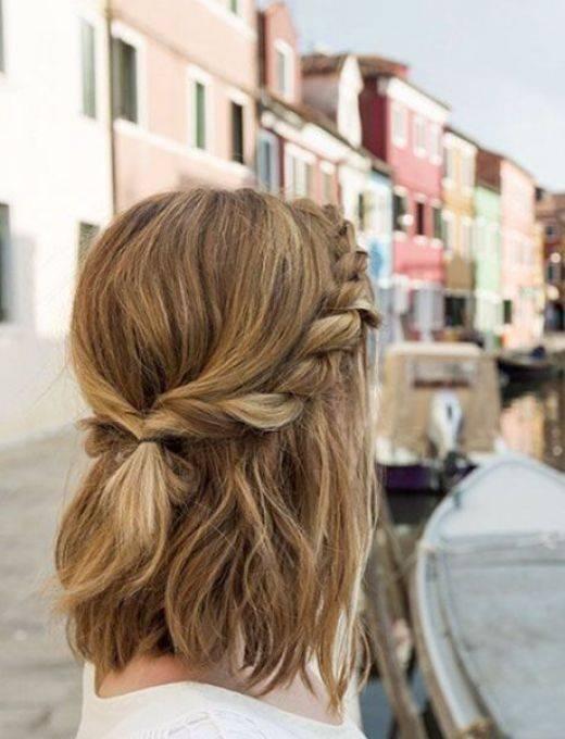 Peinados para pelo mediano