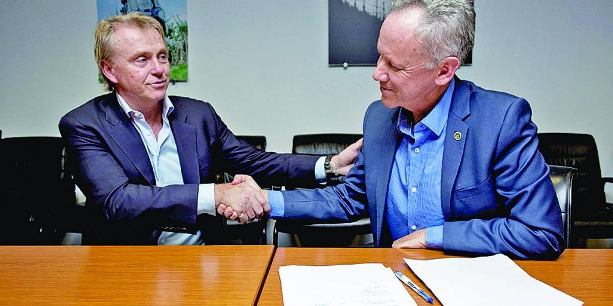 AEE firma contrato de $1,500 millones para establecer gas natural en San Juan