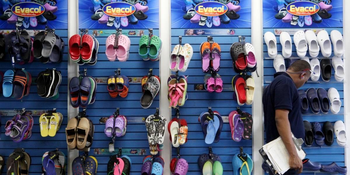 La respuesta de Evacol a presunto plagio de los zapatos Crocs