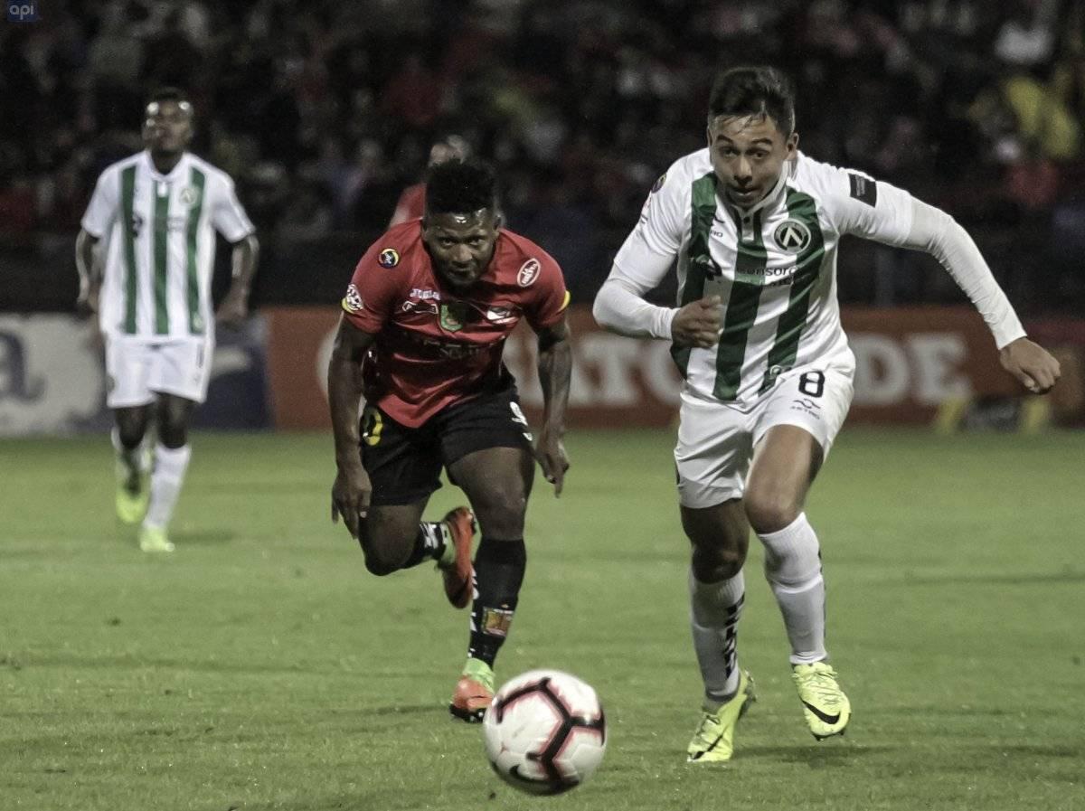 Cuenca vs América de Quito