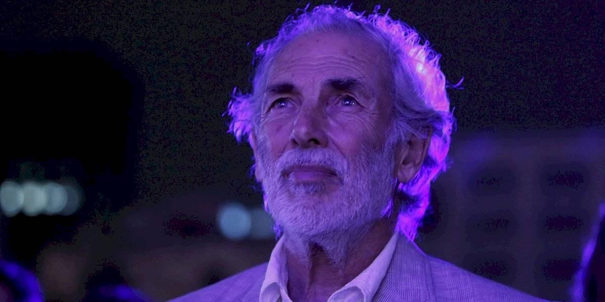 Héctor Noguera salió airoso tras someterse a una operación al corazón a sus 82 años