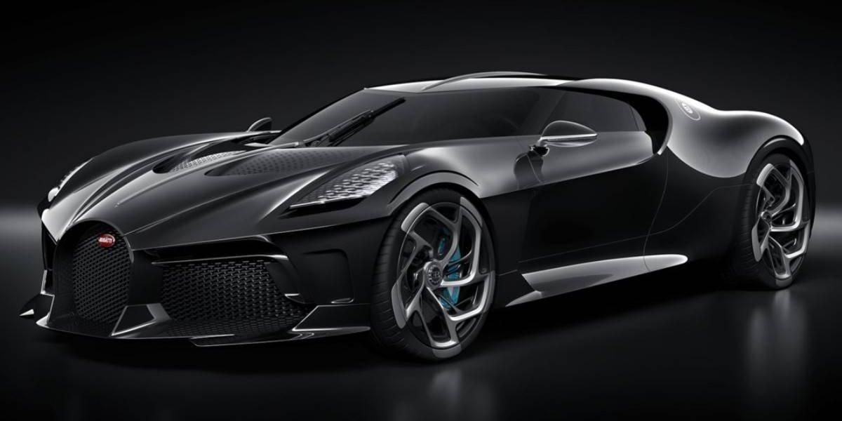 El auto más caro del mundo es un Bugatti