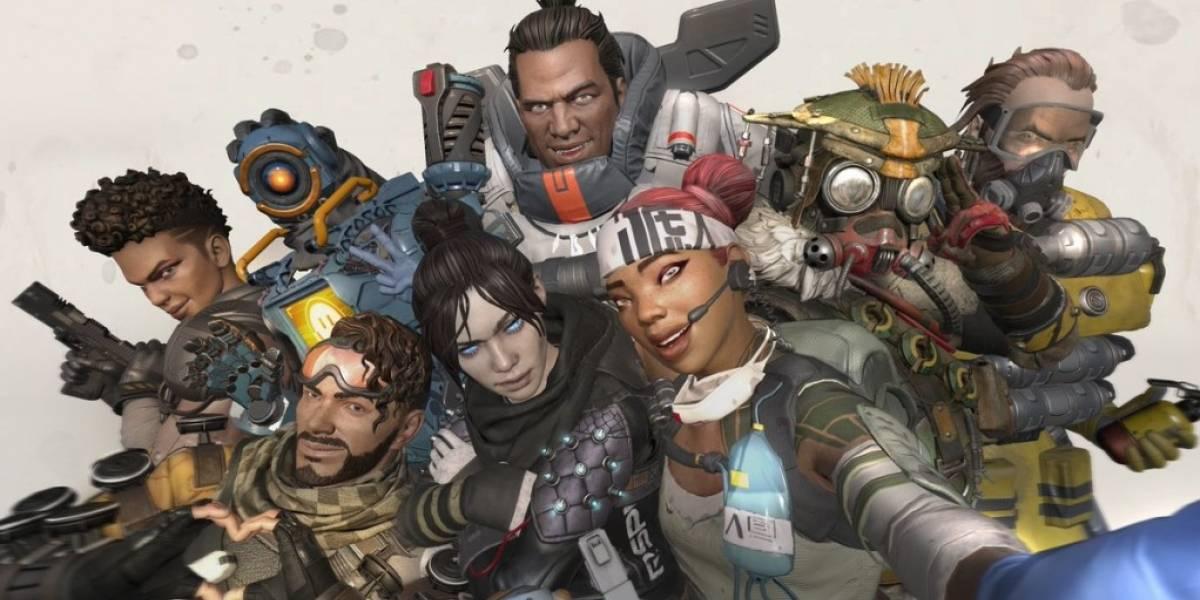 Concorrente do Fortnite, game 'Apex Legends' já tem 50 milhões de inscritos