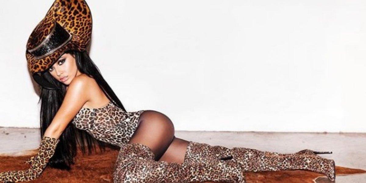 Becky G llega las 22 primaveras y su figura desborda sensualidad