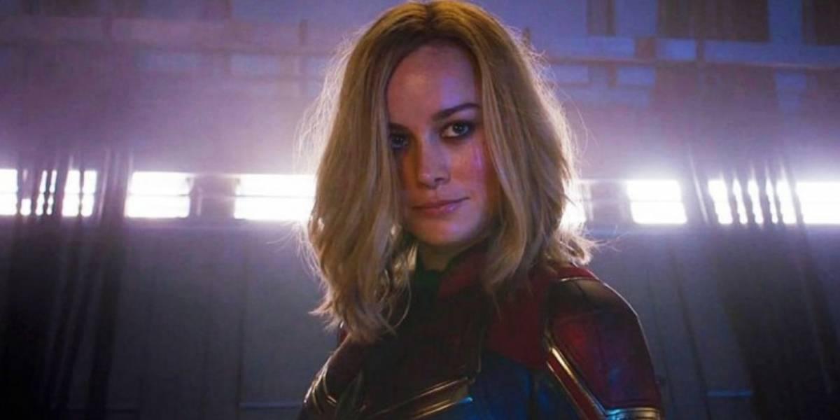 """Sensual vestido de Brie Larson en el estreno de """"Captain Marvel"""""""