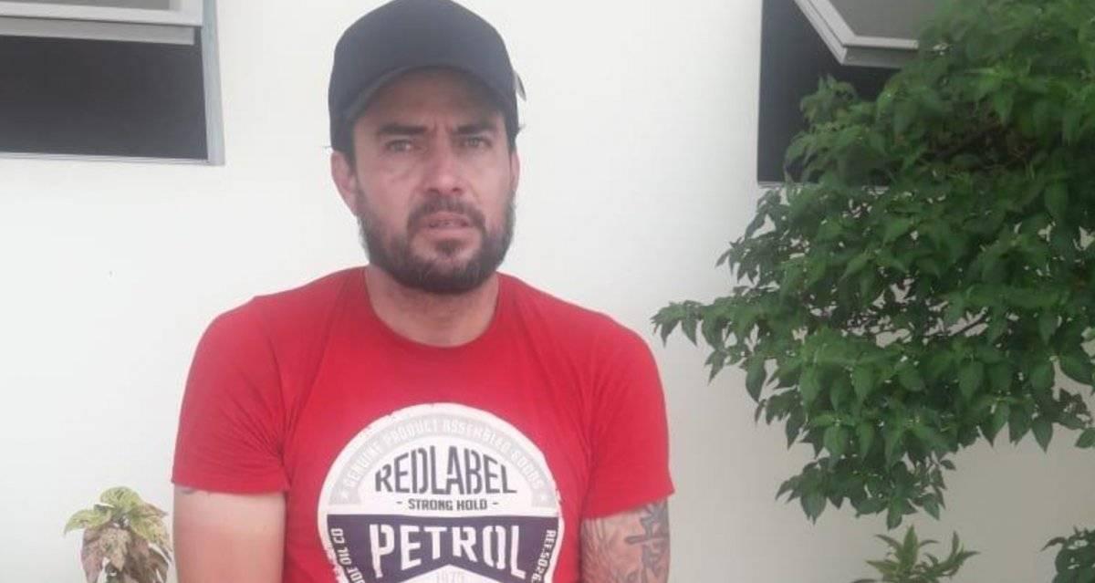 Jaime Iván Kaviedes fue detenido