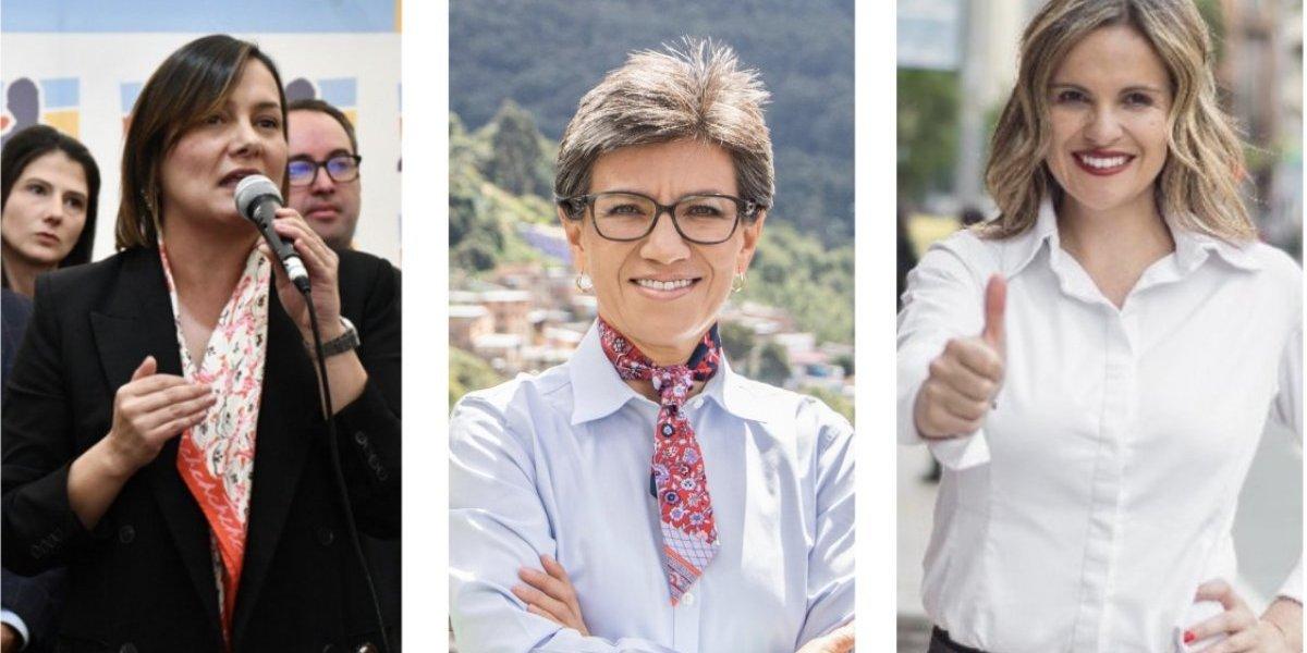 Bogotá, con la posibilidad de tener su primera alcaldesa