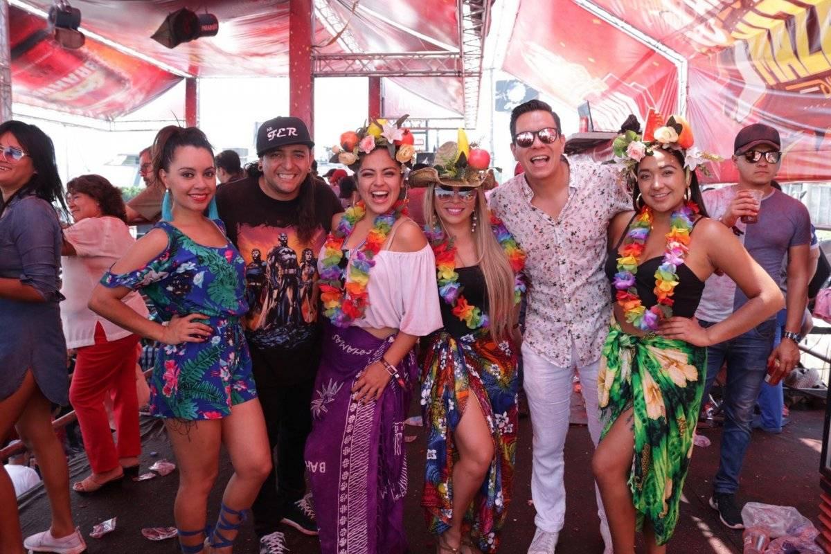 Carnaval de Mazate