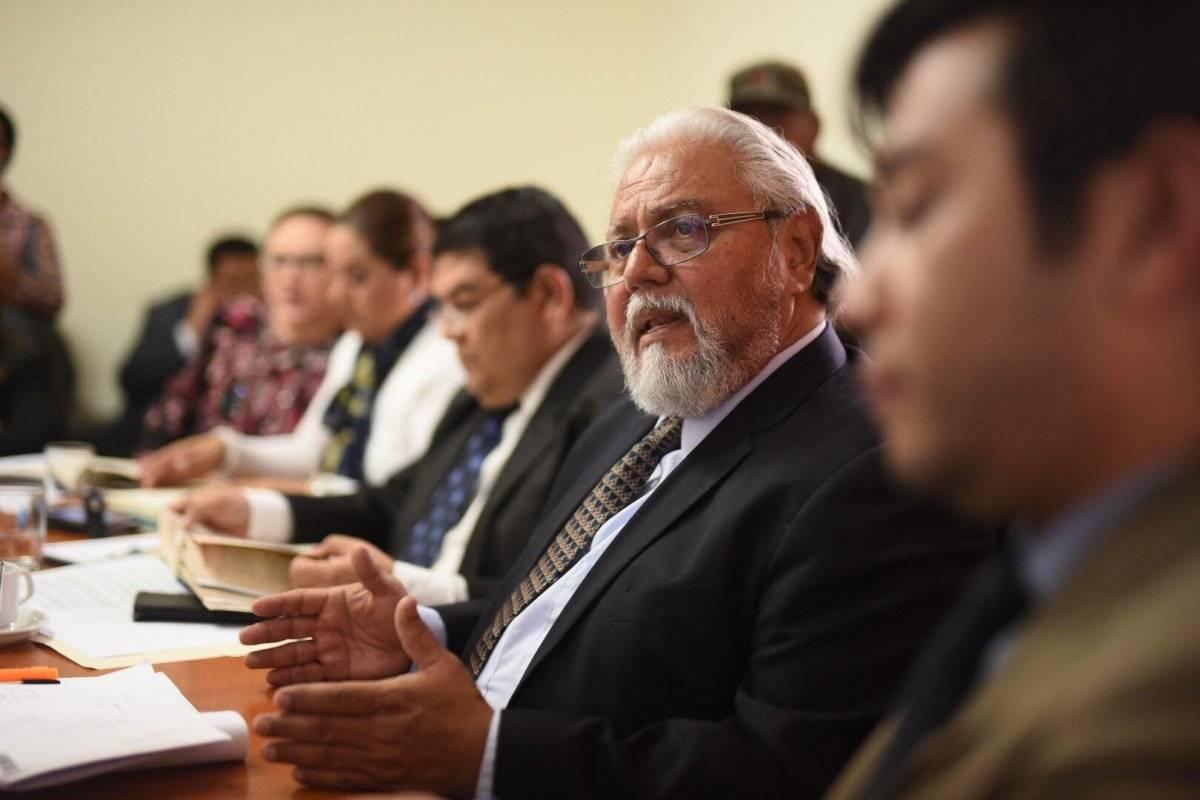 Minor López, presidente de la CNEE
