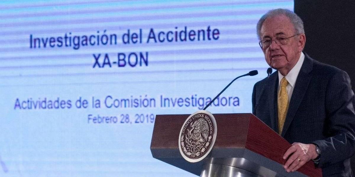 Causas de la caída del helicóptero en Puebla se darán a conocer con todo detalle: SCT