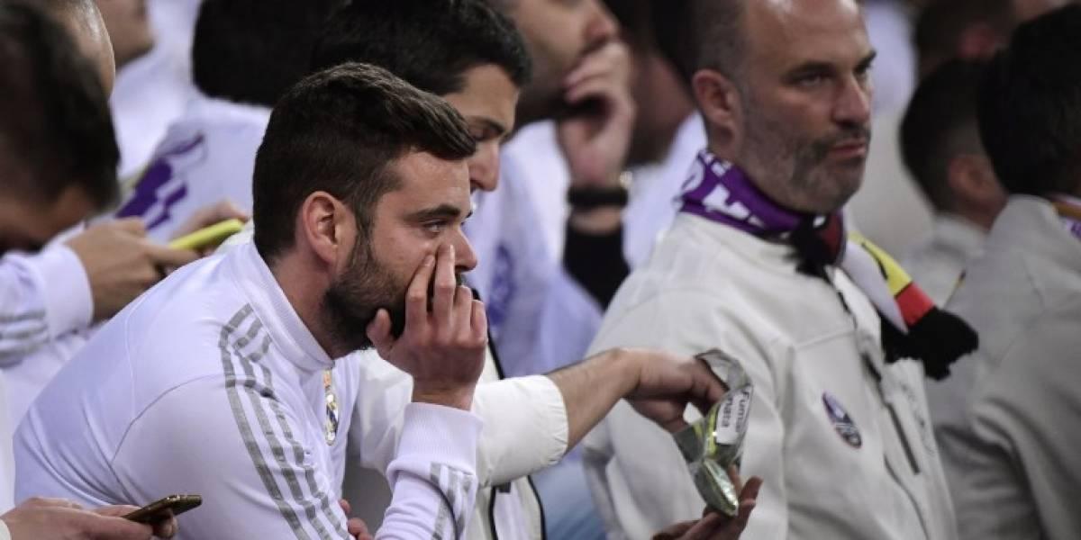 Las consignias que el Bernabeú le gritó al Madrid tras la eliminación ante el Ajax