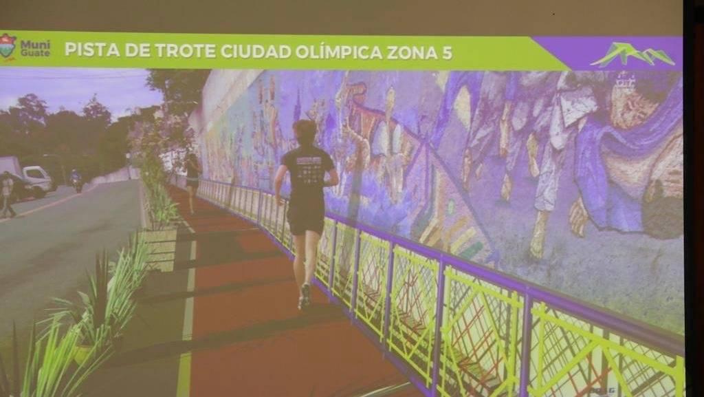 COG, CDAG y Municipalidad acuerdan crear un espacio para práctica del deporte en la capital