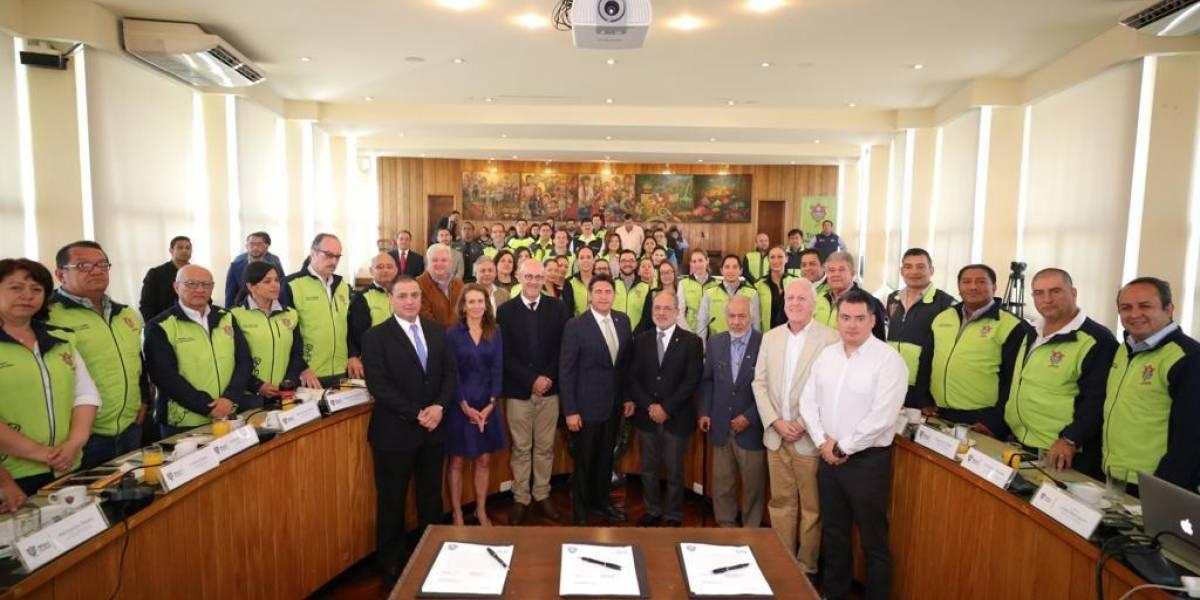 COG, CDAG y Municipalidad acuerdan crear Espacios Públicos para práctica del deporte