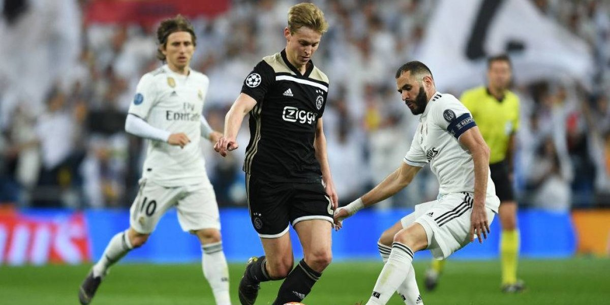 Me pidieron eliminar al Real Madrid cuando firmé con Barcelona: De Jong