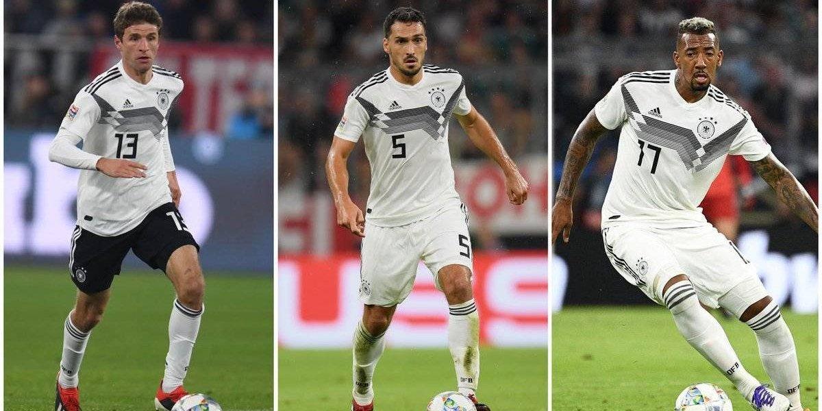 Joachim Löw no dudó y cortó para siempre a Hummels, Boateng y Müller de la selección alemana