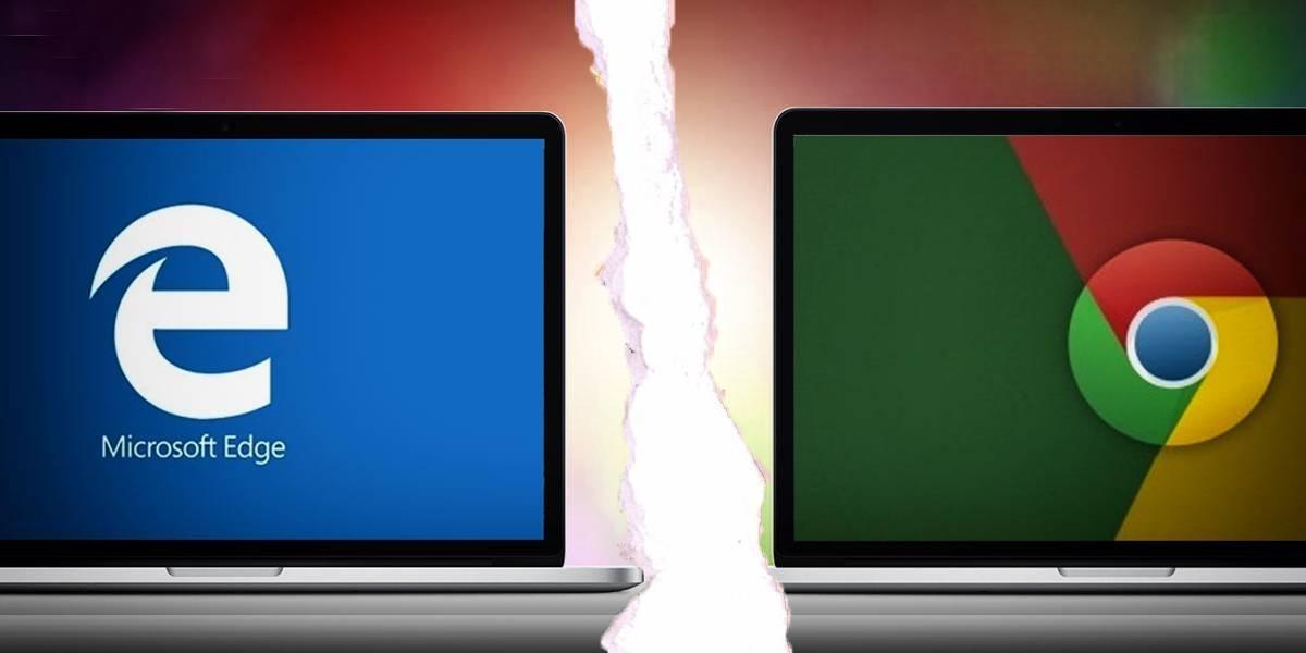Se filtran imágenes de la nueva versión de Edge y sí, se parece mucho a Google Chrome