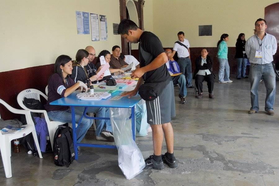 Elecciones generales 2019. Foto: Publinews