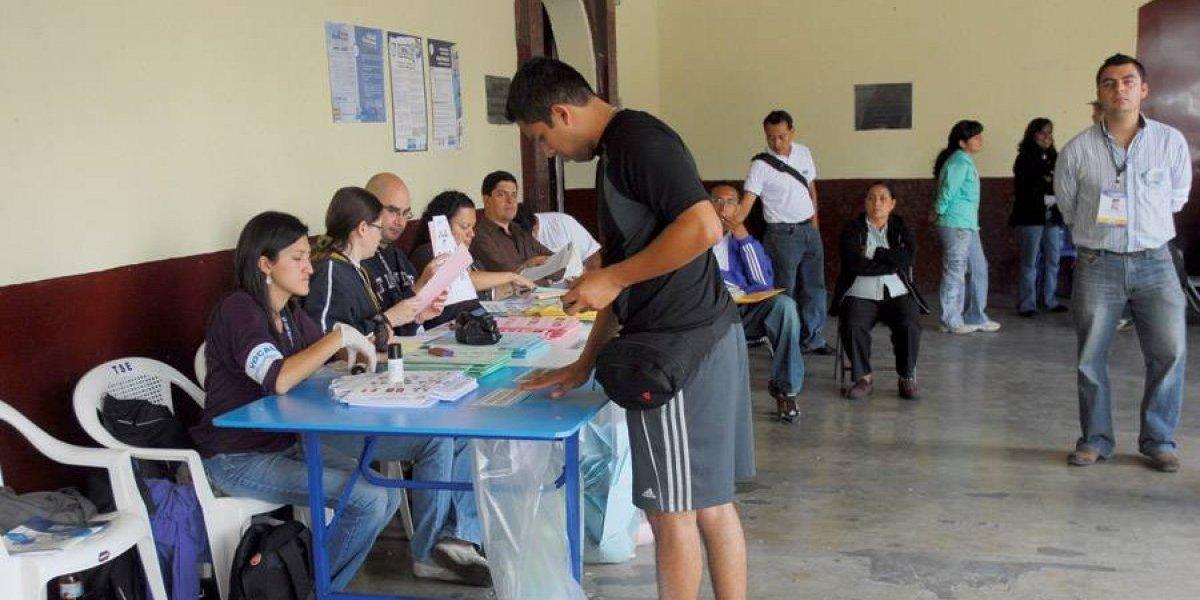 Juntas Receptoras de votos iniciarán su formación este mes