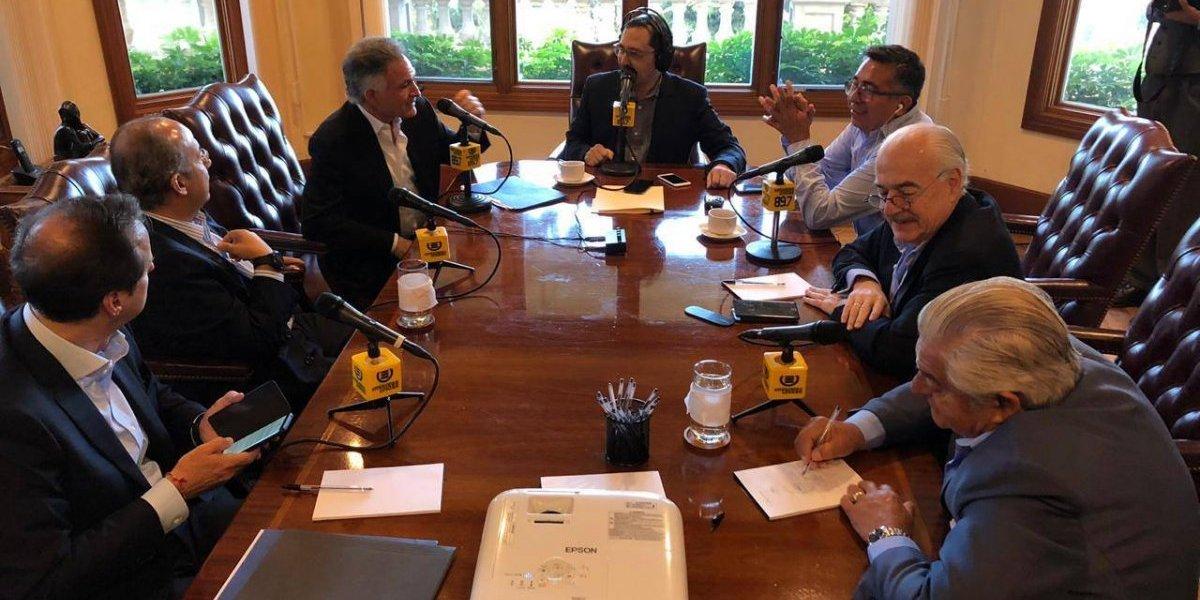 Expresidentes latinoamericanos sugieren cómo evitar la captura del Estado
