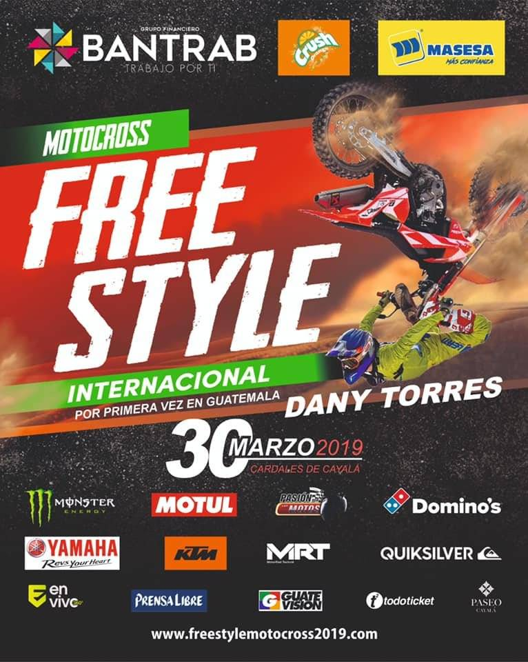 Freestyle Motocross Internacional