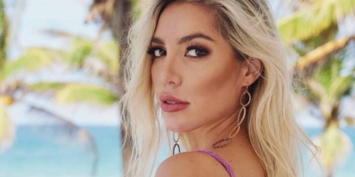 Frida Sofía revela que Michelle Salas tiene amorío con manager de 'Luismi'