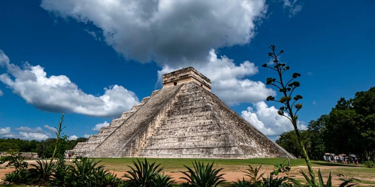 """Encuentran incalculable """"tesoro científico"""" bajo las ruinas de Chichén Itzá en México: revelan increíbles imágenes"""