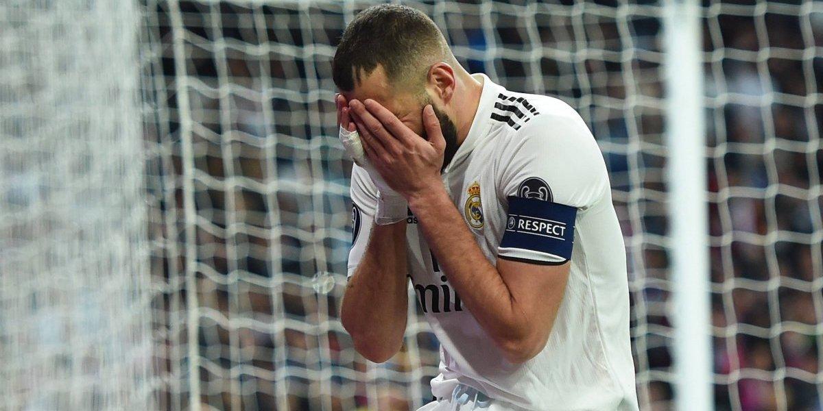 Real Madrid sella su temporada de fracaso