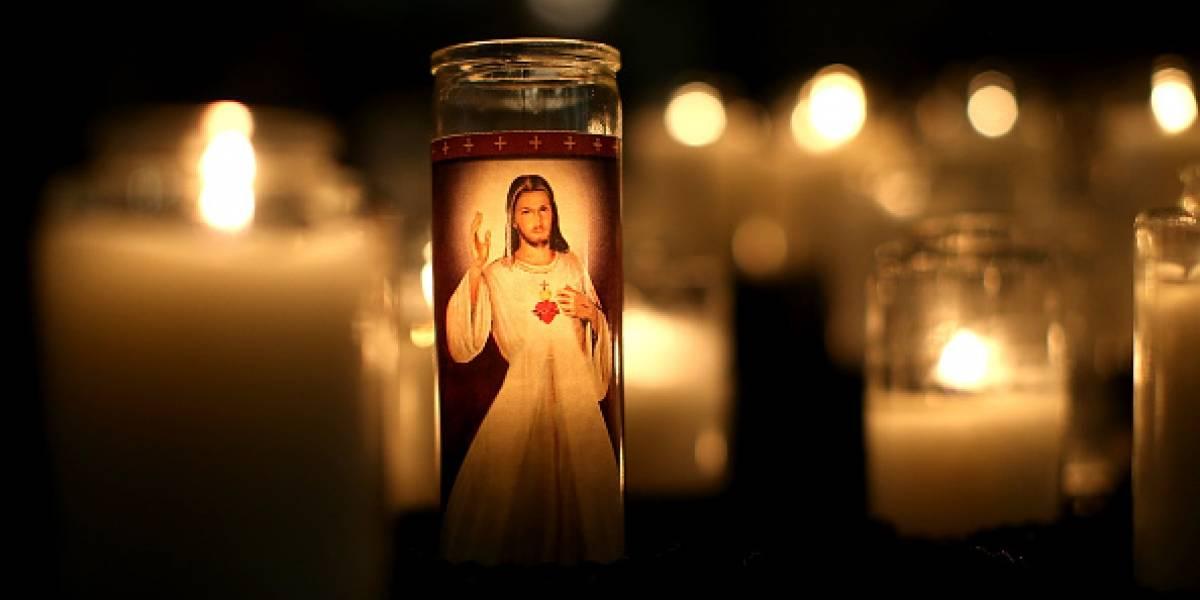 Italia: Usuarios en la red están sorprendidos por la imagen de Jesucristo en el cielo