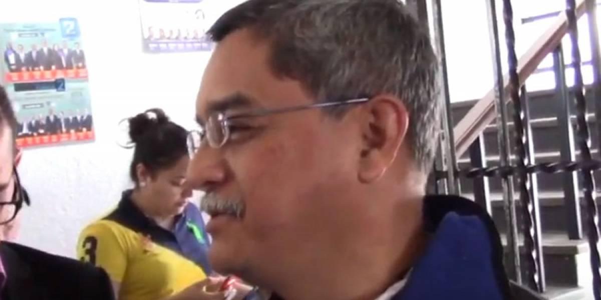 Exdiputado que guarda prisión preventiva busca su reelección con la UNE