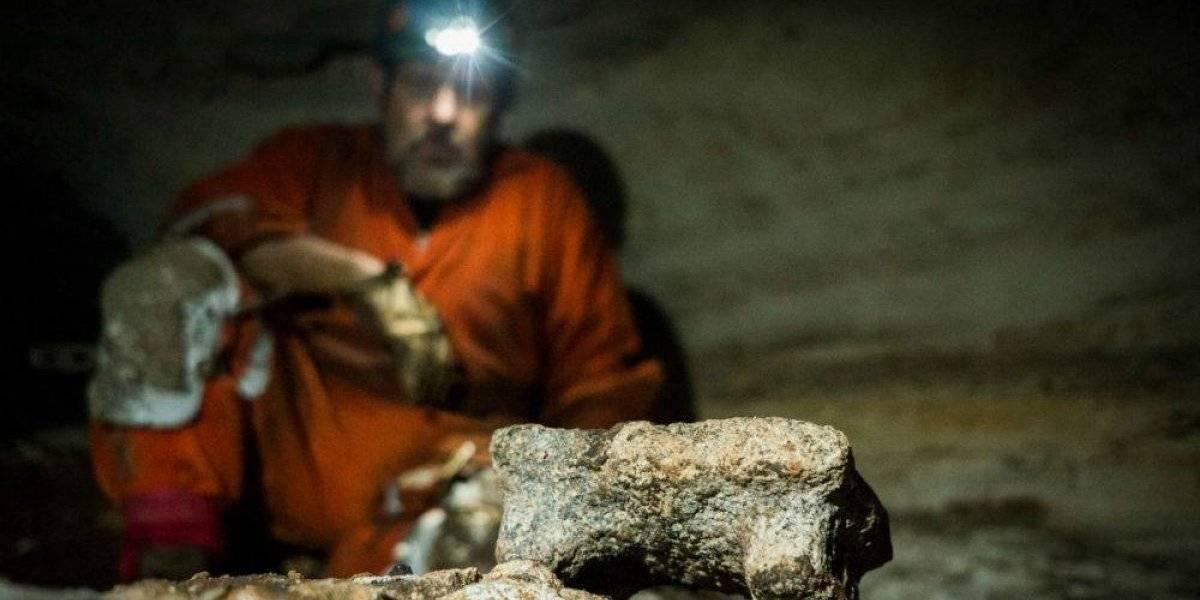 Increíbles imágenes delasombroso tesorobajo las ruinas de Chichén Itzá en México