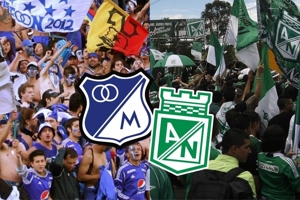 Nacional Vs Millonarios 2019 Image: Información Hinchas Visitantes Para