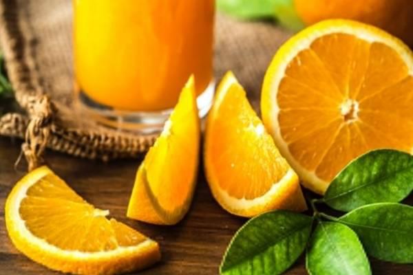 jugo de naranja y limon para bajar de peso