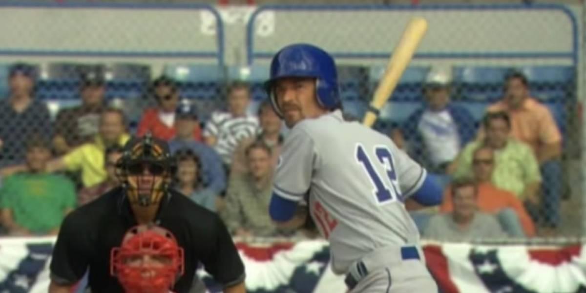 VIDEO: El día que Luke Perry jugó para los Dodgers de Los Ángeles
