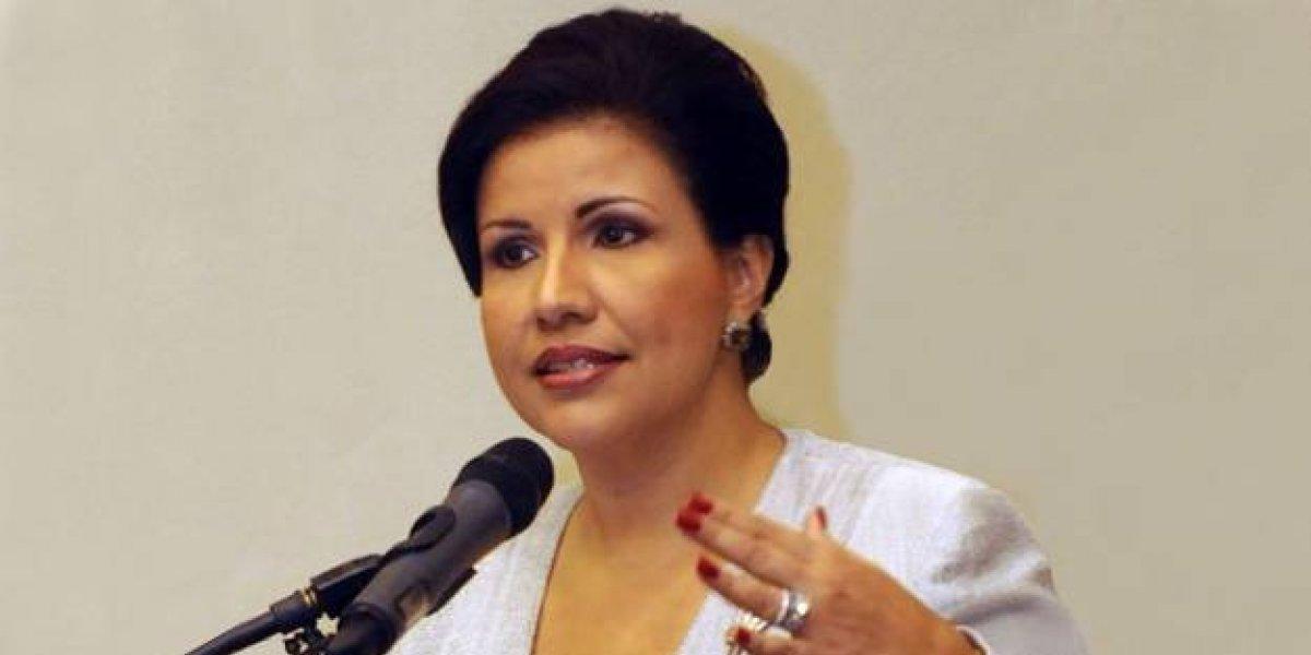 """Vicepresidenta expresa """"total inconformidad"""" por trato dado a jueza Germán"""