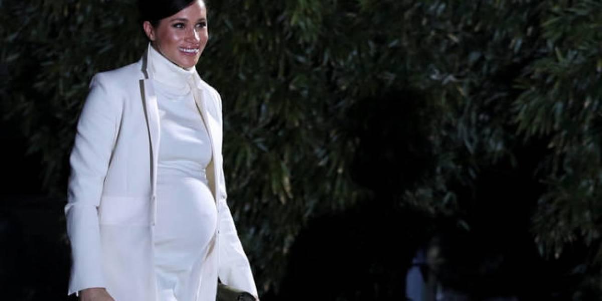 Meghan Markle ya sufre contracciones y podría dar a luz antes de lo previsto