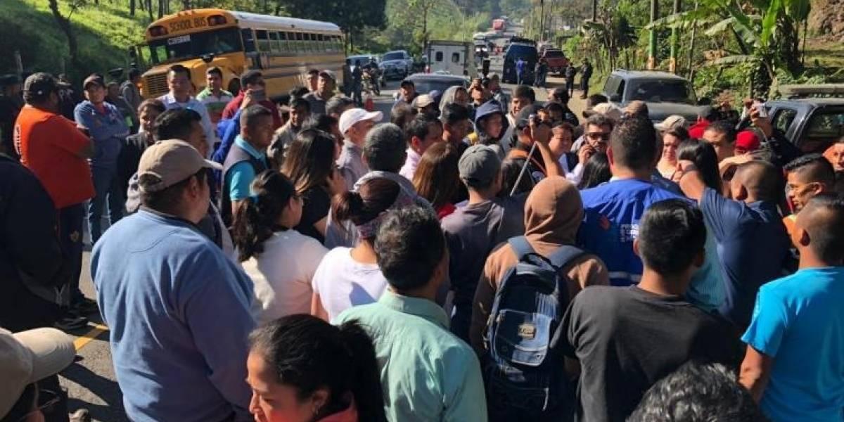Izabal: Tres municipios reportan mayor conflictividad por problemas de tierras y delincuencia