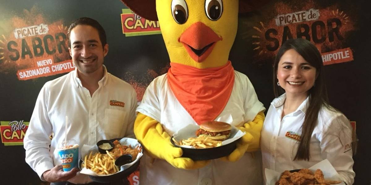 Por tiempo limitado, Pollo Campero lanza nuevo sazonador con sabor a chipotle