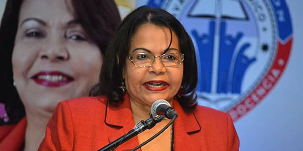 Rectora de la UASD dice fue agresión a la mujer actitud del procurador hacia jueza