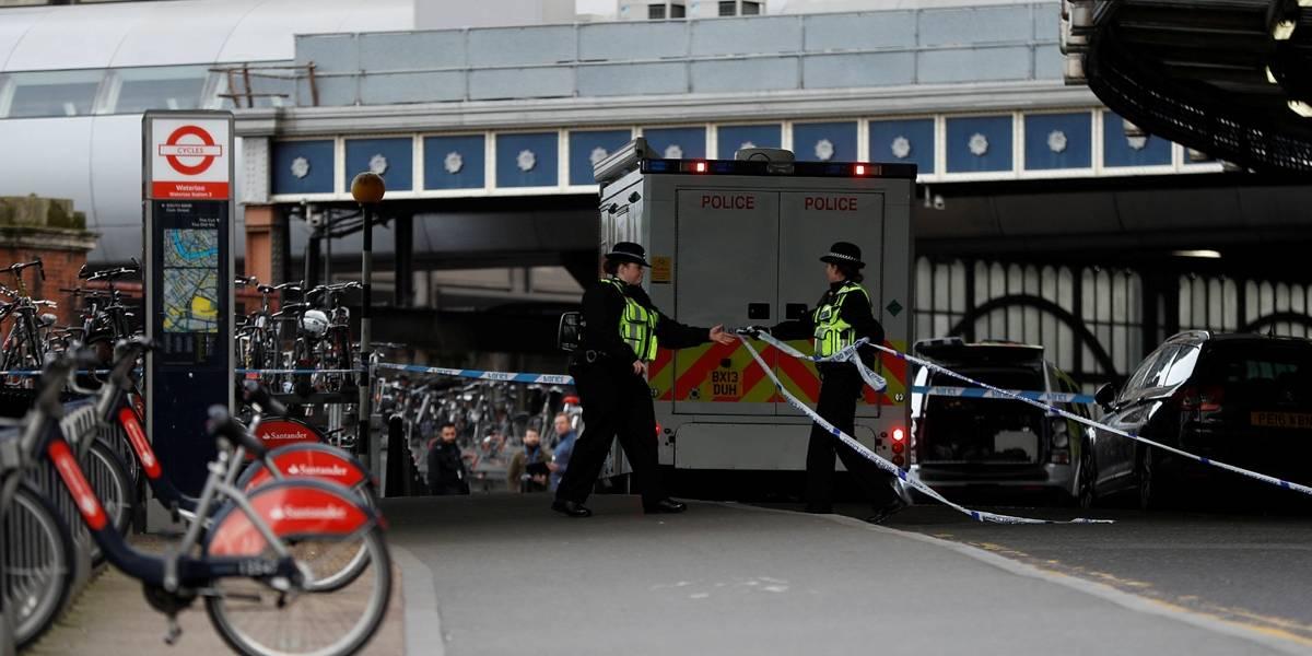 Polícia britânica investiga bombas enviadas a aeroportos e estação ferroviária de Londres