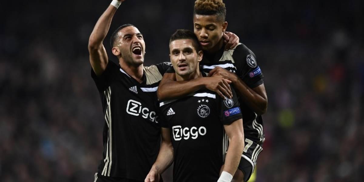 ¡Muerte al rey! el Ajax elimina al Madrid de la Champions