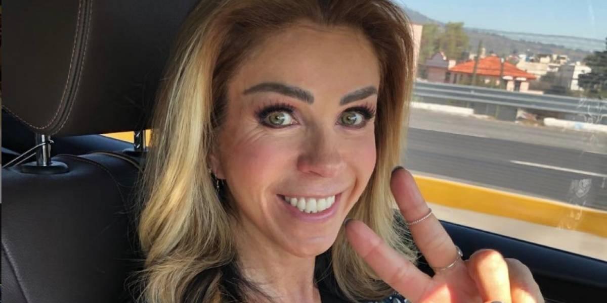 Rocío Sánchez Azuara llega a Televisa, ¿qué será de Laura Bozzo?