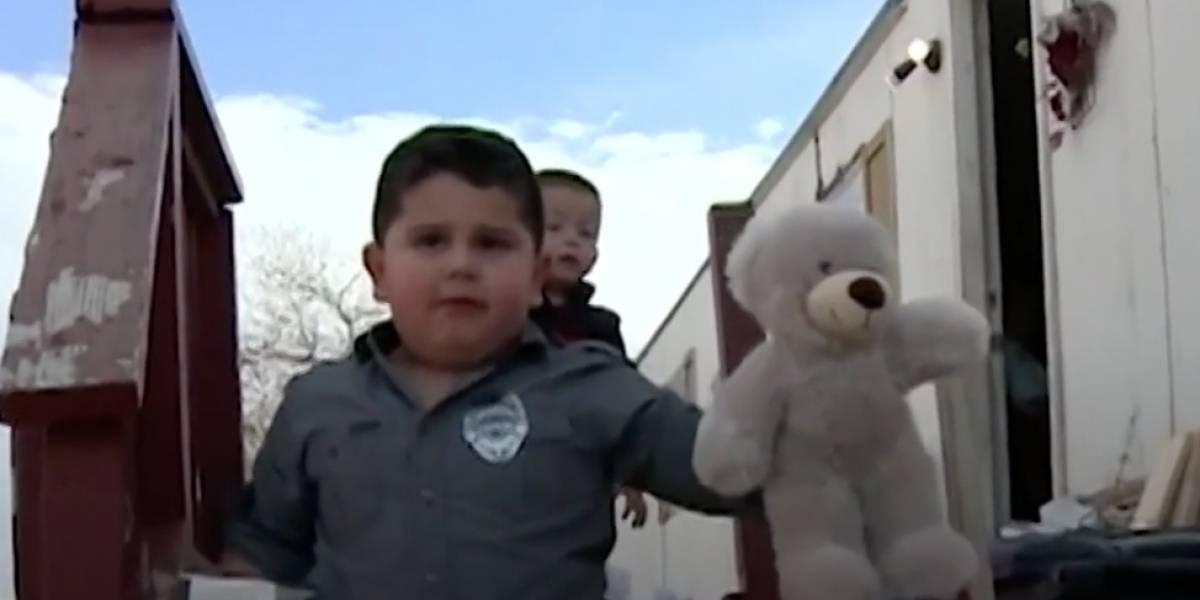 Niño se encuentra con Momo y llama a la Policía