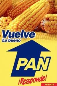 Sebastián Arzú comparte publicidad del PAN
