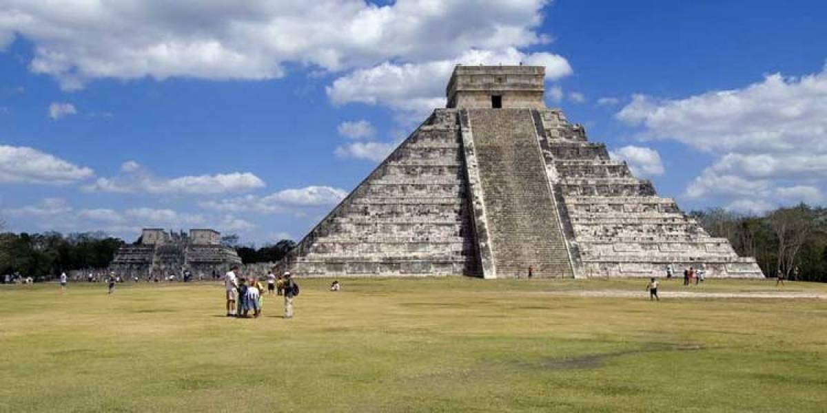 Encuentran tesoro científico en ruinas mayas en México