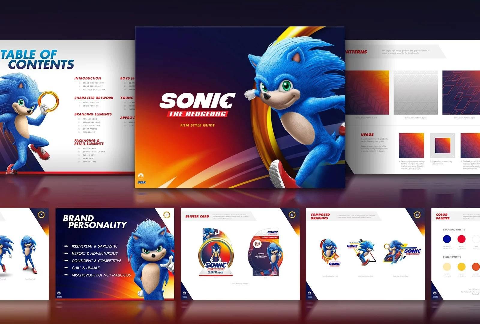 WTF: se filtra el diseño final de Sonic the Hedgehog para su película y es ridículo